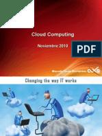 Cloud Computing AXS