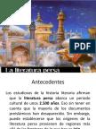 Literatura persa