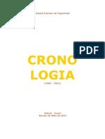 CRONOLOGIA(1960-2011)