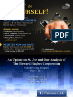 T2 Partners Presentation Value Investing Congress 5-3-11 New