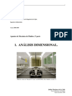 II.1. Analisis Dimensional 0809