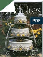 Wilton Bridal Cakes 1993