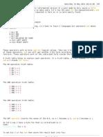 c programing of microcontroller