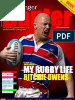 Banger Banter Newsletter 1st Quarter 2011
