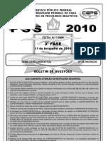 PSS 2010 3a Fase