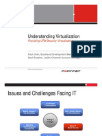 Virtualization Fortinet