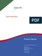Deviheat Floor Contructions