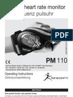Beurer Pulsmesser PM 100 110