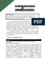 Lengua. Dossier 2