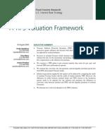 TIPS Valuation Framework