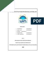 Ekonomi Pembangunan Islam