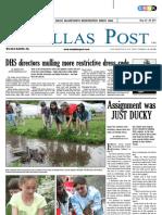 The Dallas Post 05-22-2011