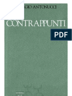 Giorgio Antonucci — Contrappunti
