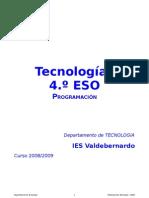 ProgramacionTecnologia4eso_IES