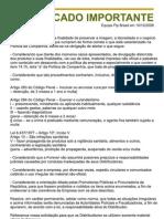 Banner Comunicado Import Ante