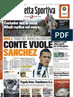 Gazzetta dello Sport - 22 Maggio 2011