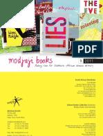 Modjaji Books Catalogue 2011