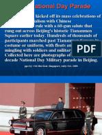 China National Day Parade 2009