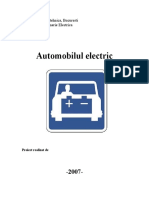 Automobilul Electric