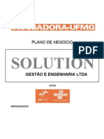 Plano de Negócios - Solution
