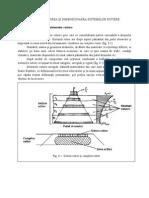 Proiectarea Si Dimension Area Sistemului Rutier