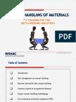 Manual Handling of Materials