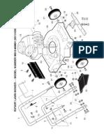 Electrolux 961140001 Parts List