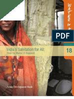 Indian Sanitation