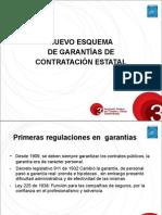 Nuevo Esquema de Garantias Contratacion Estatal