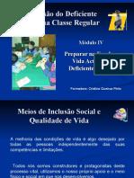 Apresentação - AFMódulo - Preparar na escola a vida do DM