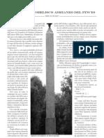 Ancora sull'obelisco pinciano di Antinoo
