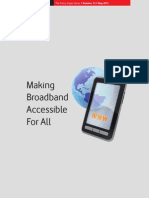 Making Broadband Accessible For All