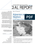 USIP Sr162 Afghanistan and Its Neighbors