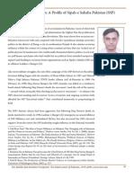 Tahir Sectarianism in Pakistan