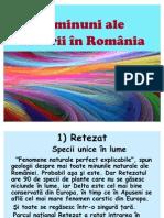 7 Minuni Naturale Al Romaniei