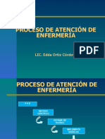 PROCESO DE ATENCIÓN DE ENFERMERÍA -por dominios-clace  9