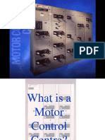What is a Motor Control Centre