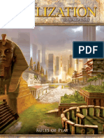 Fantasy Flight Games' Sid Meier's Civilization Rule Book