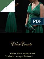 Calin Events
