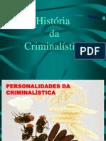 Apostila Historia Criminalistica