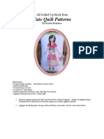 Cute Quilt Patterns