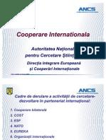 Cooperare Europeana
