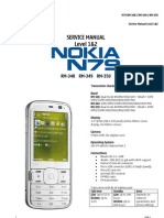 Nokia N79 Service Manual