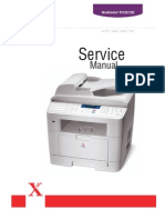 XEROX WorkCentre PE120 PE120i Service Manual