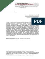 PERFIL DA ENFERMEIRA NA FUNÇÃO GERENCIAL DO SISTEMA DE