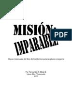 MisionImparable_libro