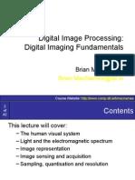 ImageProcessing2-ImageProcessingFundamentals