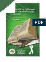 Libro Observatorio Filosófico