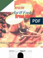 Bread Maker Manual