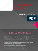 Etica in Domeniul Afacerii